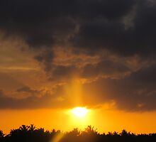 Key West sunset 3 by GleaPhotography