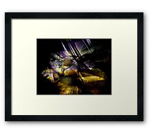 The Totality Of Your Remorse Framed Print