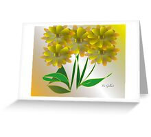 Heavenly Bouquet Greeting Card