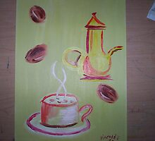 Cup of Joe by harold  messler