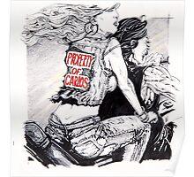 Property of Carlos album cover art Poster