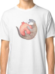 Otter & Pomegranate Classic T-Shirt