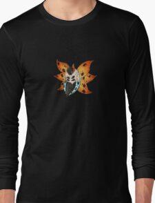Pokemon Doodles - Volcarona Long Sleeve T-Shirt
