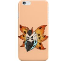 Pokemon Doodles - Volcarona iPhone Case/Skin