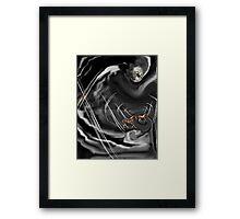 Horses of The Night Framed Print