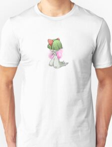 Pokemon Doodles - Ralts Unisex T-Shirt