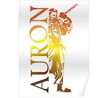 Auron - Final Fantasy X Poster