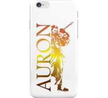 Auron - Final Fantasy X iPhone Case/Skin