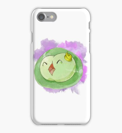 Pokemon Doodles - Solosis iPhone Case/Skin