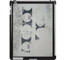 street art 1 iPad Case/Skin