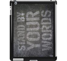 Street Art 3 iPad Case/Skin
