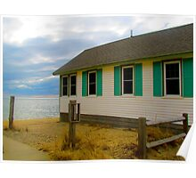 Cabin in Provincetown  Poster