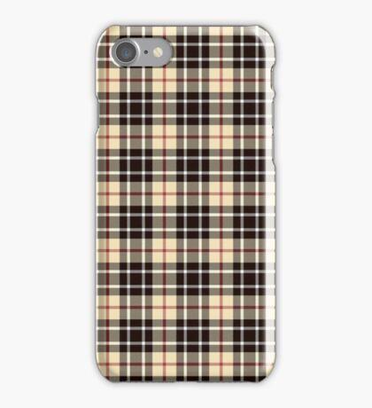 PLAID-1 iPhone Case/Skin