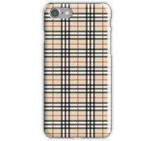 PLAID-2 iPhone Case/Skin