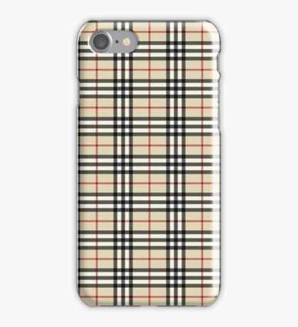 PLAID-2 iPhone Case/Skin