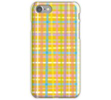 PLAID-3 iPhone Case/Skin