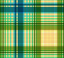 PLAID-4 by Pattern-Color