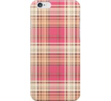 PLAID-5 iPhone Case/Skin