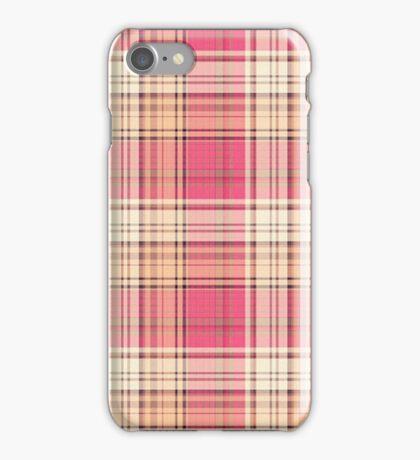 PLAID-5 iPhone Case/Skin