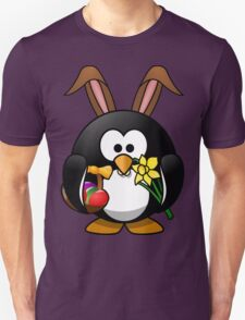 Easter Penguin Unisex T-Shirt
