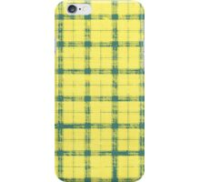 PLAID-7 iPhone Case/Skin
