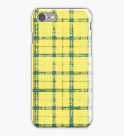 PLAID-7 iPhone Case/Skin