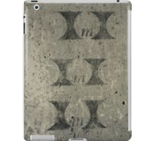 Street art 6  iPad Case/Skin