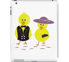 Easter Sunday Chick iPad Case/Skin