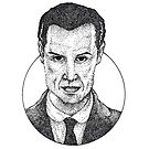 Jim Moriarty by Anthony McCracken