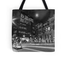 Money Intersection Tote Bag