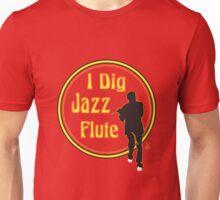 Jazz Flute Unisex T-Shirt