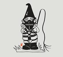 What gnomes really get up to at night... Unisex T-Shirt