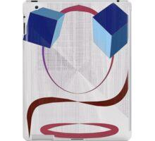 Cube Eyes iPad Case/Skin