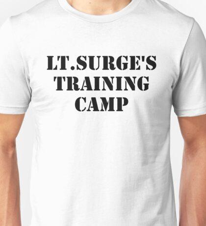 Lt. Surge Training Shirt Unisex T-Shirt