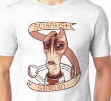 Mass Effect Mordin  Unisex T-Shirt