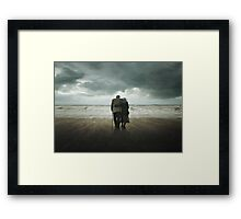 You're all i need Framed Print