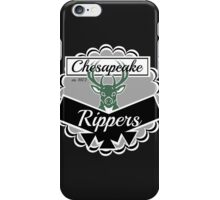 Chesapeake Rippers iPhone Case/Skin