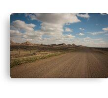 Montana! Canvas Print