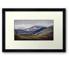 Highlands Framed Print