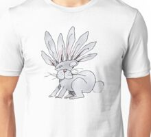 Easter comes ear-ly Unisex T-Shirt