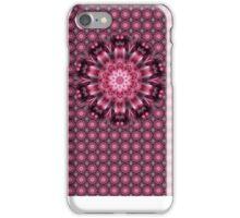 Pink Evolution Kaleidoscope iPhone Case/Skin