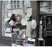 Stockholm Shoppin Photographic Print