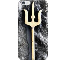 Trident Grey Stone iPhone Case/Skin