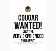Cougar Wanted… by masspleasurestv