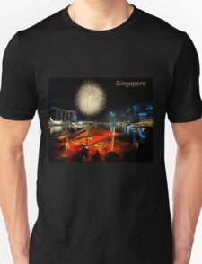 Fireworks By The Bay (T/SG) T-Shirt