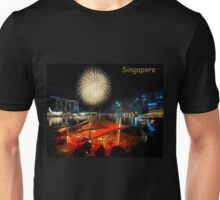 Fireworks By The Bay (T/SG) Unisex T-Shirt