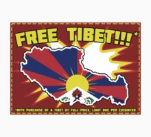 Free Tibet* by William Black