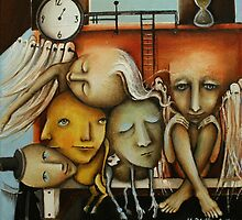 Waiting Room Of Souls by Monica Blatton