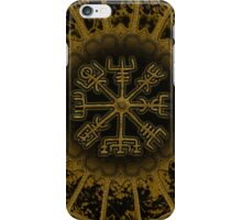 Vegvisir - Icelandic Magical Stave - Protection & Navigation  iPhone Case/Skin