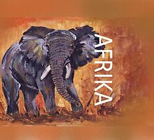 Afrika by Maree  Clarkson